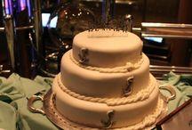 Wedding Cakes - Princess Cruises