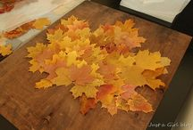Crafts & Ideas: Leaves