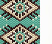Peyote Stitch Patterns / by Erin Richardson