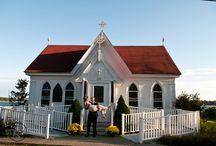 Historic Churches of Castine / Castine, Maine has some amazing historic churches!