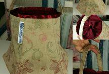 Other FiberRachel bag designs