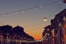 Luci della città