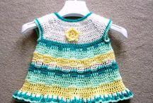 Vestiti Bebè - all'uncinetto