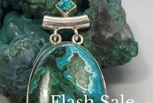 Flash Sale / 30% Off our entire website through Midnight Monday April 13, 2015 PST. Shop over 700 handmade artisan gemstone jewels. Coupon Code: SPRING30  AndreaJayeCollection.com