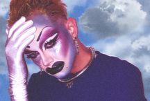 rei emo gótico vampiro roqueiro