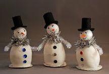 Christmas Crafts / by Jackie Hood