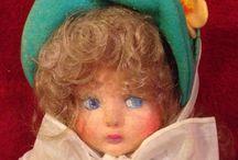 Anili - Lenci felt dolls