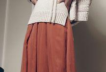 handknit fashion
