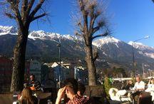 Cafés, Restaurants, Leisure / Feine Lokalitäten in Innsbruck