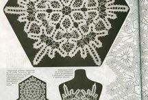 Brugge lace crochet