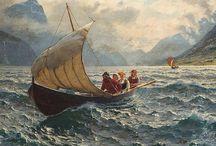 Hans Dahl art