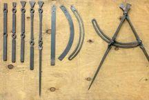 Geschmiedete Werkzeuge