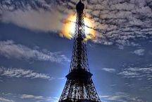 Paris / Moje nejoblíbenější místo na světě! A jelikož tam nemůžu být každý den... Přidávám spoustu pinů, abych alespoň pomyslně byla v Paříží...