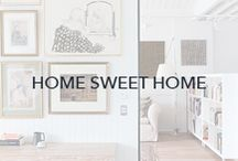 Home Sweet Home / by Three Dots