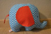 Sewing (stuffed animal)