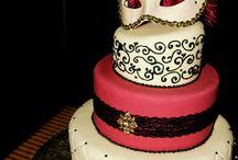 New Year's Cakes / New Year's Cakes, New Year's celebration Cakes