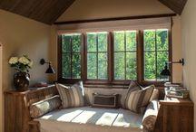 Rustic Modern / Woodland Style / Cabin Decor