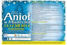 Anioł w Miasteczku / festiwal w Lanckoronie