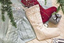 Christmas / skarpety