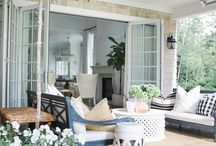 Summer Outdoor Spaces