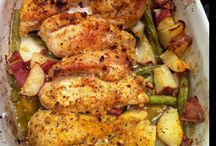 Chicken Recipes / by Ann Malone