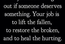 Healing beliefs & quotes