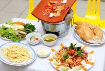 Chuyên mục Ẩm thực / Văn hoá miền Tây  - chuyên trang về ẩm thực, du lịch, văn hóa miền Tây Nam Bộ