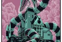 Universo Tim Burton / by Carlos Herrero Aldeguer