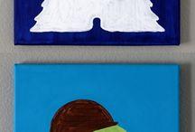 výtvarné nápady z papíru / Nápady na tvoření s dětmi
