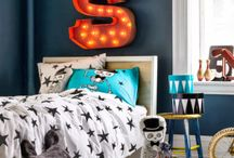 Inspiration for Archie and Oscar's rooms!