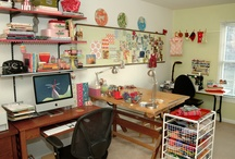 Sewing/Crafting Rooms