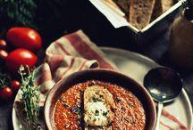{ YUMMY: soups • creams }