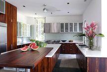 Home Indoors - Kitchens