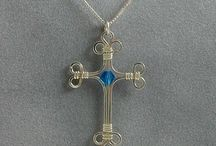 Crosses - Jewelry / by Suzanne Goudreau