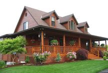 Country homes with porch