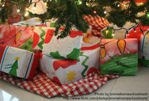 Holiday helpers / Tips tricks and ideas for the holiday Season / by Christina Cossette