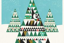 Mathematical! / Illustrations by way of geometry. / by Justin Mezzell