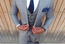 Men's fashion weding