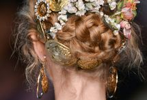 Unusual & Special Hairpieces