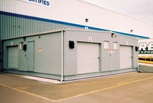 Storage Buildings / NRB modular storage buildings can be custom designed and engineered to meet your specific requirements. They are commonly used for materials or hazardous waste storage, as utility shelters and tool cribs to name a few.