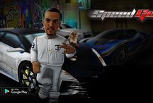Speed Gods / SPEED GODS is a game that transports players into a world of fast cars and even faster cities. Speed Gods allows players through a world that combines French Montana's love for cars with his love for art. Creative paint jobs, eccentric cities and French's chart topping hits set the backdrop for this exciting game that takes over your senses.