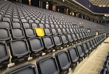 The BOX Seat at Swedbank 'Friends' Arena / The BOX Seat 903 Model at Sweden's National Stadium.
