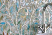 Декоративные мозаики