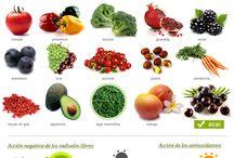 Propiedades de los alimentos / Los alimentos fueron la primera medicina de la humanidad y hoy, a pesar de todos los avances científicos, siguen siendo la mejor.