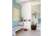 Mud room  / by Melissa Ford