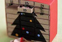 Christmas Calendar Ideas <3