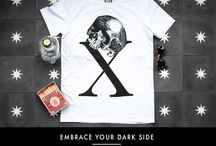 BLACK MAGIC / Embrace your dark side with our badass collection now online artdisco.co.uk