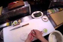 Cool sushi video / Super fast sushi video