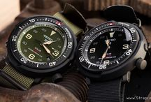 Seiko Prospex Fieldmaster LOWERCASE Limited Edition Freemans Sporting Club SBDJ023 & SBDJ025