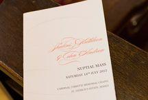 Wedding Stationery by zaga